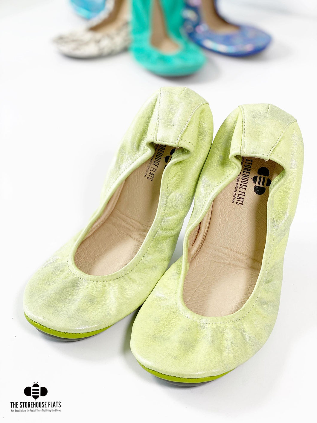 The Storehouse Flats Special Edition: Keylime Kiss (Pre-order)