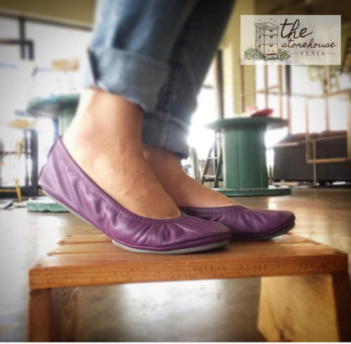 The Storehouse Flats Special Edition: Perfectly Plum