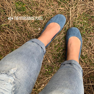 The Storehouse Flats Special Edition: Graceland Suede (Pre-Order)