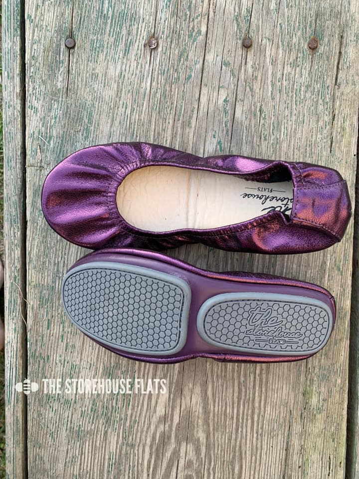 The Storehouse Flats Special Edition: Black Grape Rainbow