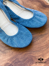 Load image into Gallery viewer, The Storehouse Flats Special Edition: Blue Jean