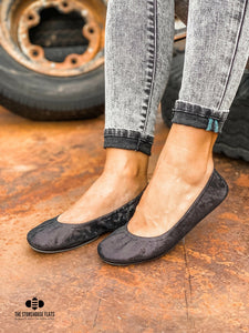 The Storehouse Flats Special Edition: Gunmetal Shimmer (Pre-Order)