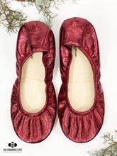Load image into Gallery viewer, The Storehouse Flats Special Edition: Christmas Cranberry Foil