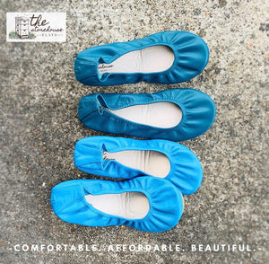 The Storehouse Flats Special Edition: Classic Teal