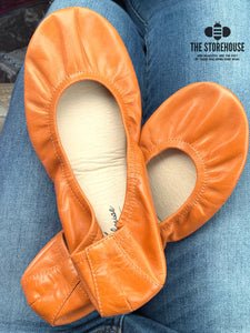 The Storehouse Flats Special Edition: Pumpkin Spice Oil Tanned (Pre-Order)