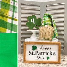 Load image into Gallery viewer, St. Patrick's Day Gnomes Wholesale (Pre-Order Min 15)