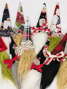 Holiday Mystery Gnomes To Go Magnets, Ornaments & Bottle Toppers: Wholesale