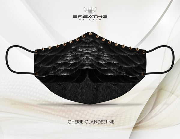 Cherie Clandestine Breathe by J. Malo Masks