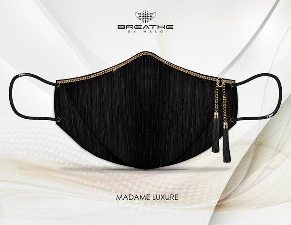 Madame Luxure Breathe by J. Malo Masks
