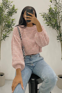 Marissa Sweater (Pink)