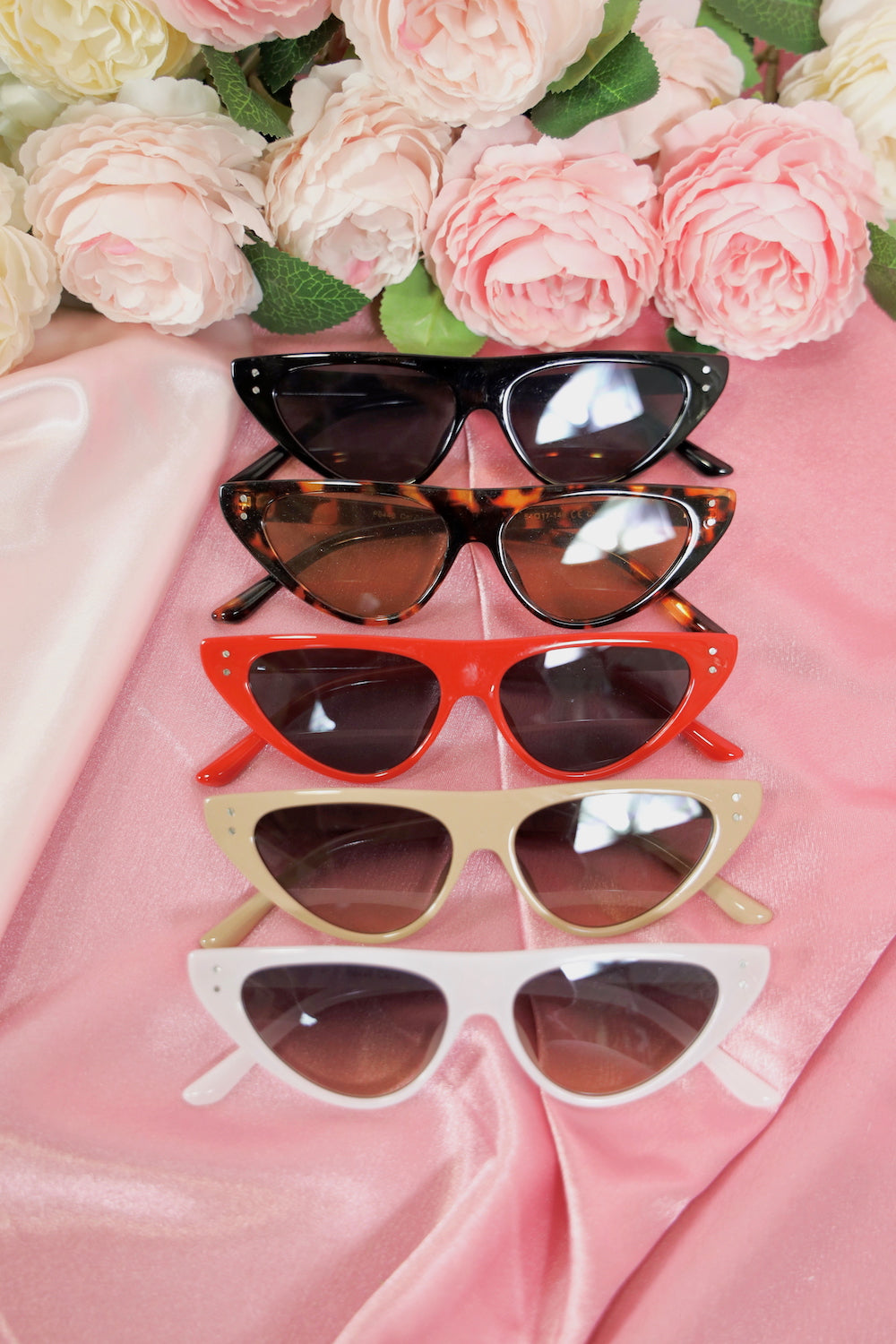 Heartless Sunnies (5 Colors)