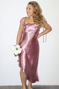 Bora Bora Dress (Plum)
