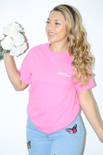 Load image into Gallery viewer, Basic Israella Tee (Pink)