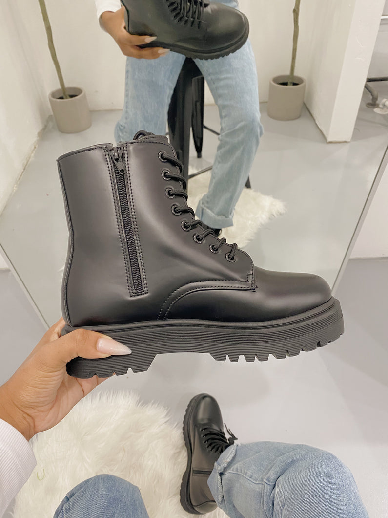 Doc Booties (Black)