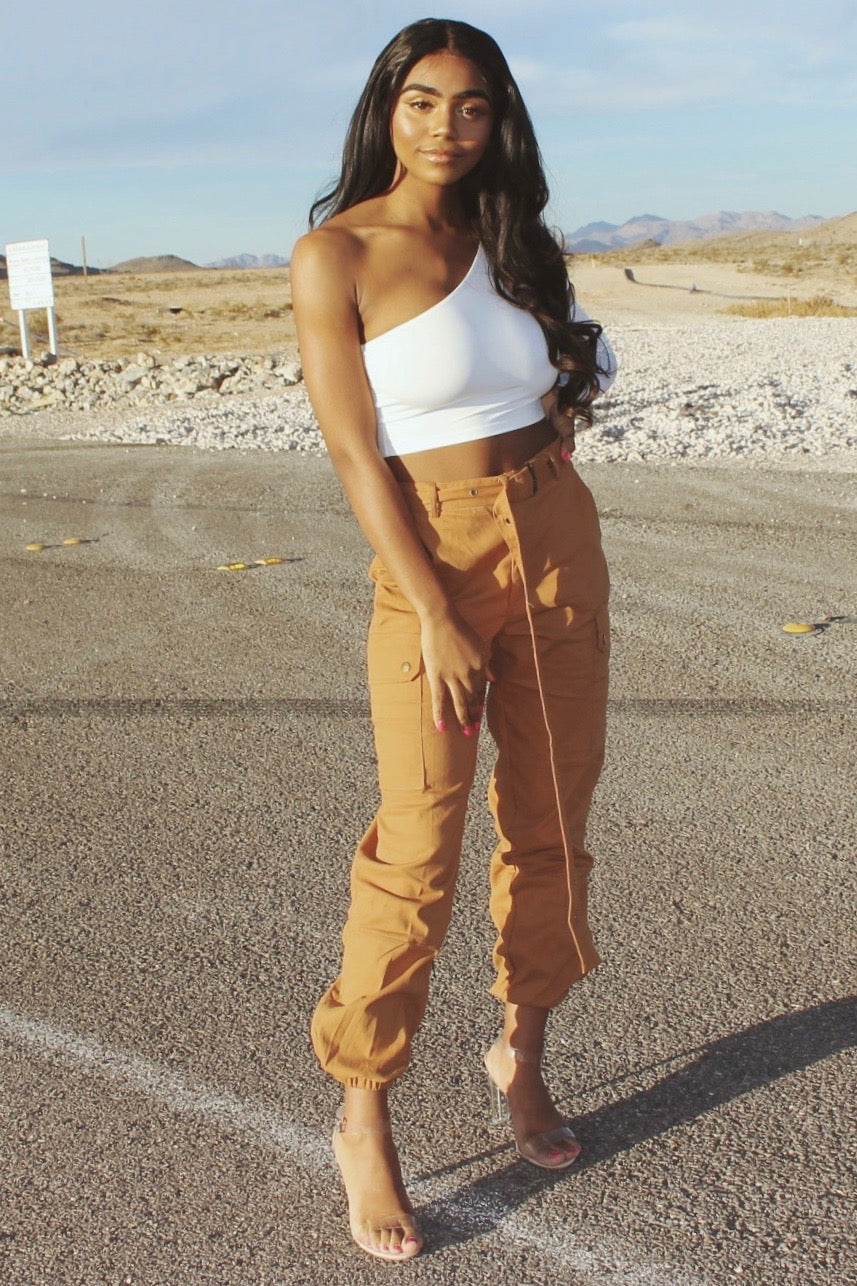 Able Cargo Pants (Camel)