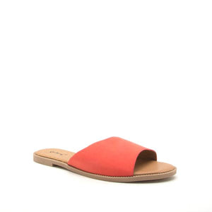 Baja Sandals (Blood Orange)