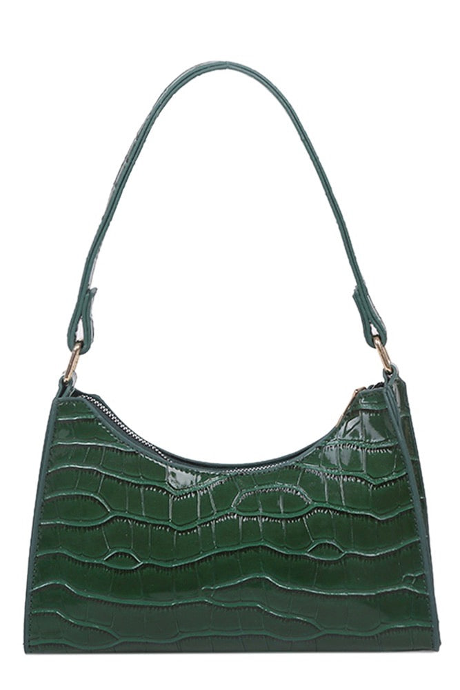 Isabel Bag (Forest Green)