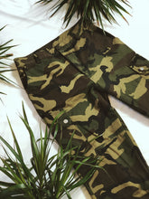 Load image into Gallery viewer, Eden Camo Pants