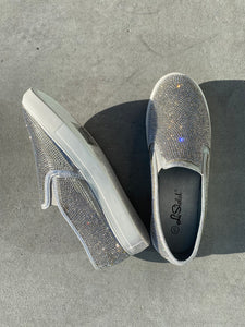 Princess Sneakers (Silver)