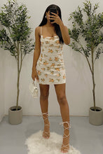 Load image into Gallery viewer, Azalea Dress (Cream)