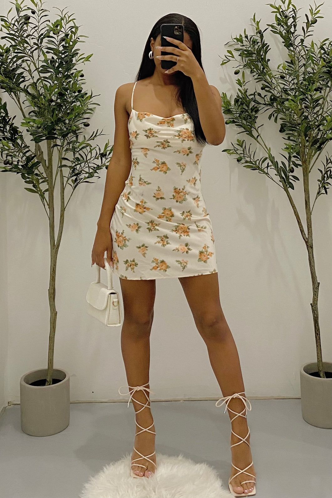 Azalea Dress (Cream)