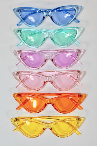 Yummy Sunnies (6 Colors)