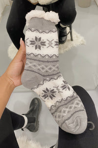Cozy Slipper Socks (6 Colors)