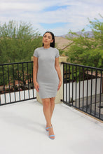 Load image into Gallery viewer, Nina Dress (Grey)