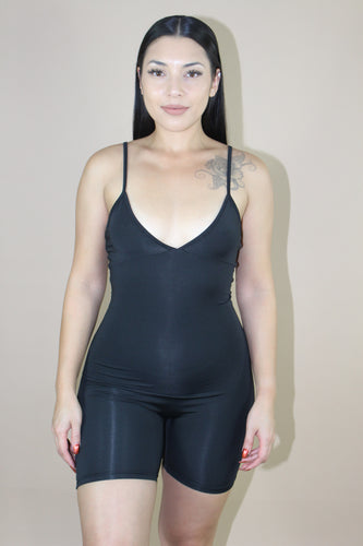 Roxanne Jumpsuit (Black)