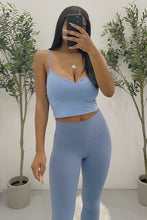Load image into Gallery viewer, Audrey Tank Top (Sky Blue)