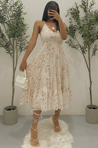 Bridgerton Dress (Cream)
