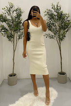 Load image into Gallery viewer, Cleo Dress (Cream)