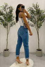 Load image into Gallery viewer, Tony Mom Jeans (Denim)