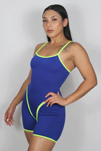 Load image into Gallery viewer, Eve Jumpsuit (Blue)
