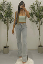 Load image into Gallery viewer, Nala Crop Top (Sage Green)