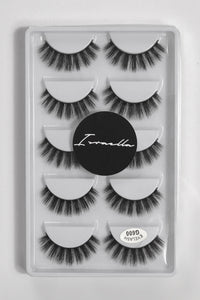 Baby Girl 3D Mink Lashes (5 Pairs)
