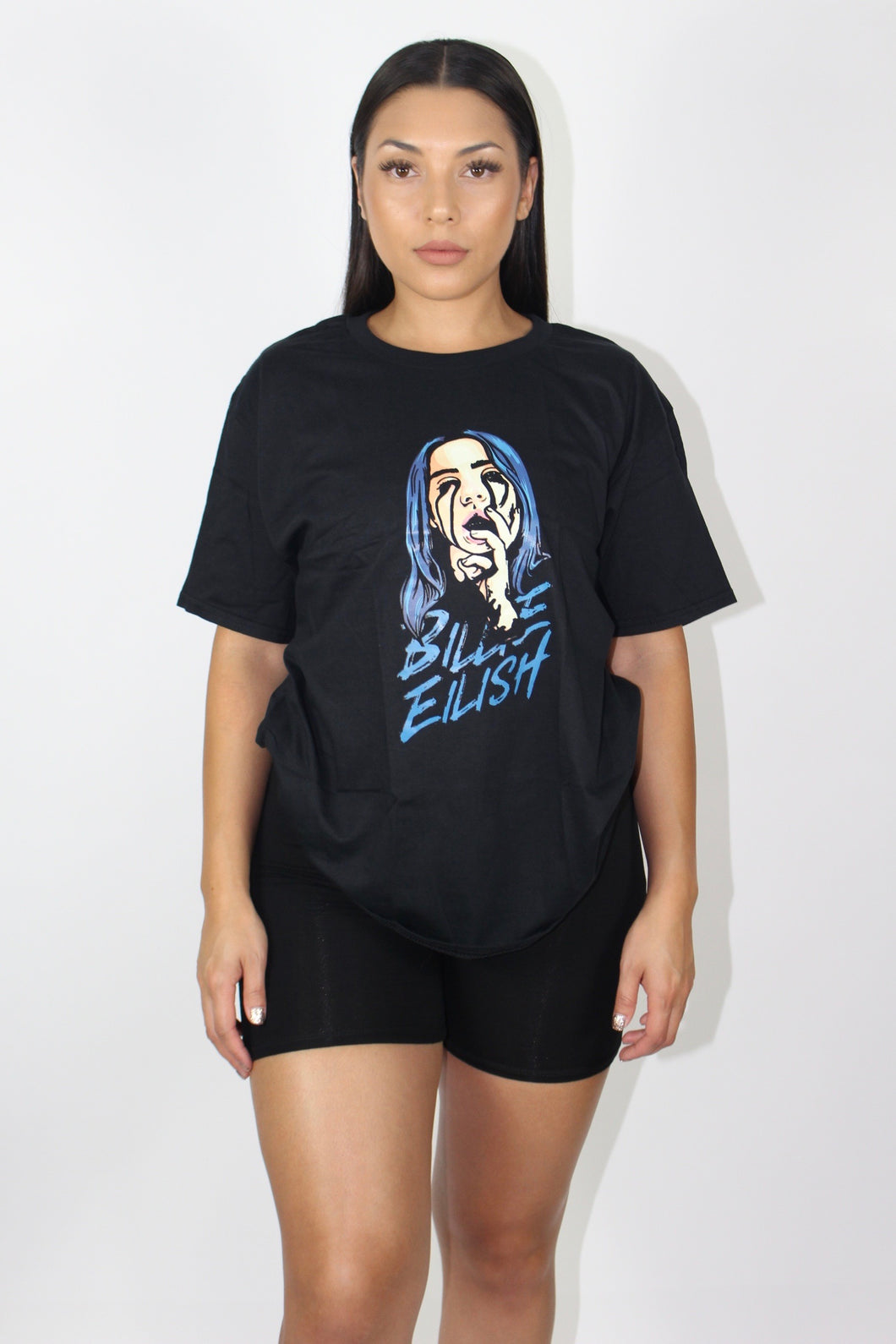 Billie Eilish Tee (Black)