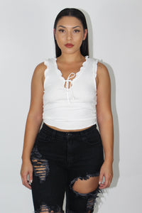 Dixie Top (White)