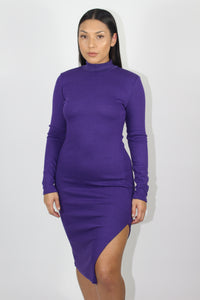 Violet Dress (Purple)