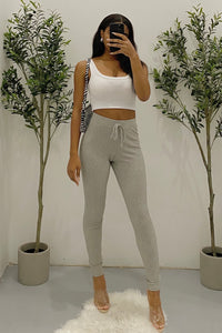 Larsa Leggings (Grey)