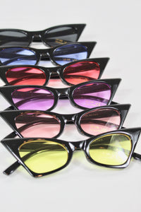 Eye Candy Sunnies (6 Colors)