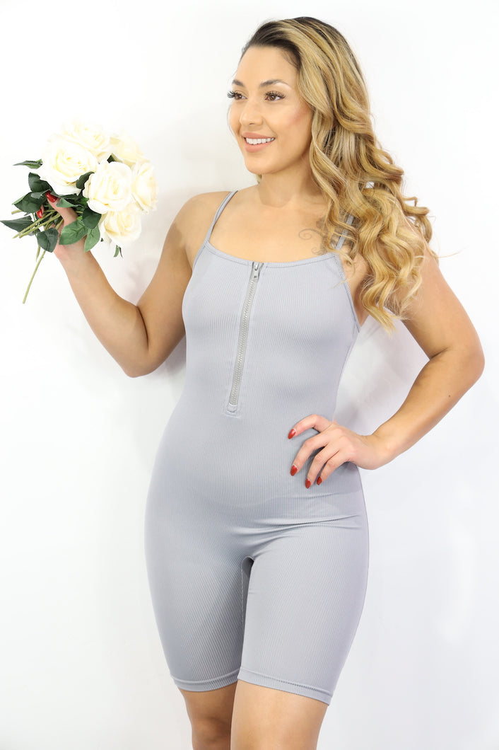 Candace Jumpsuit (Grey)