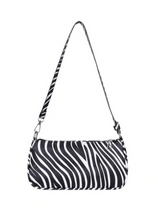 Load image into Gallery viewer, Zola Bag (Zebra)