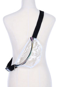 Kiara Transparent Fanny Pack