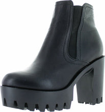 Load image into Gallery viewer, Nadia Booties (Black)