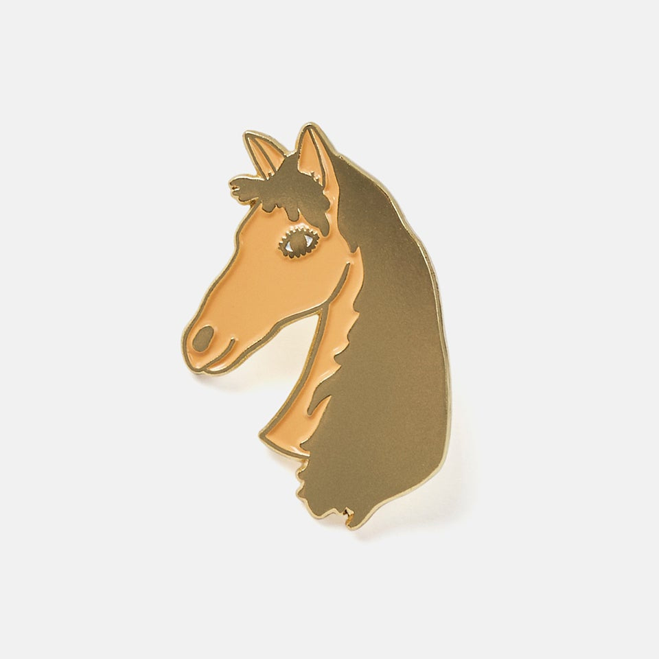 RIDE MY PONY PIN