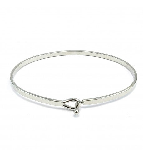 ALWAYS IN MY HEART BANGLE BRACELET