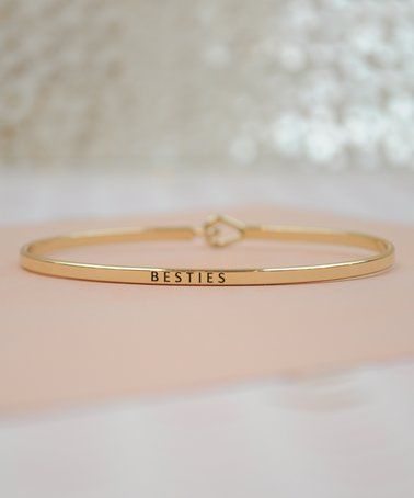 BESTIES BANGLE BRACELET