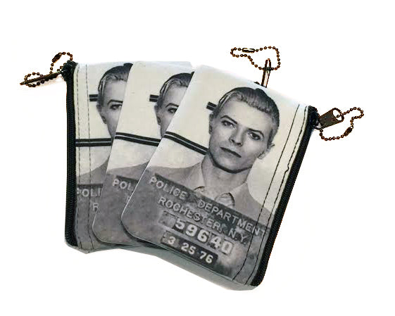 BOWIE CHANGE PURSE