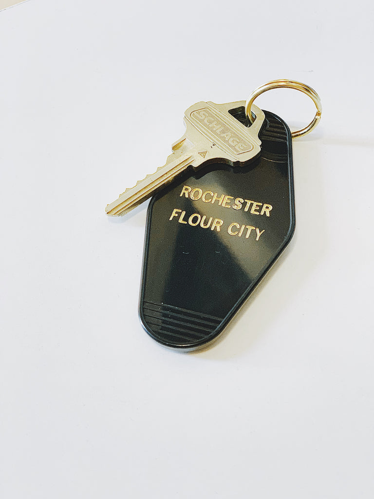 ROCHESTER MOTEL KEY